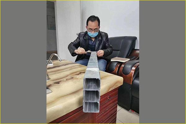 广州铝合金型材厂样品