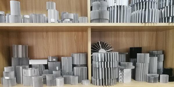 东莞型材生产厂-散热器型材