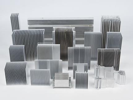 散热器铝型材系列