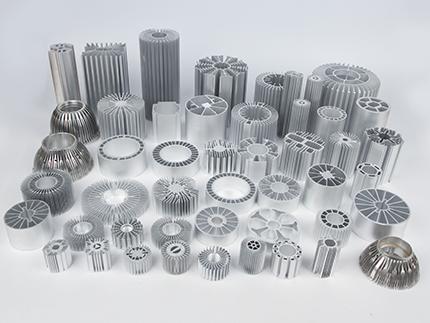 太阳花铝型材系列