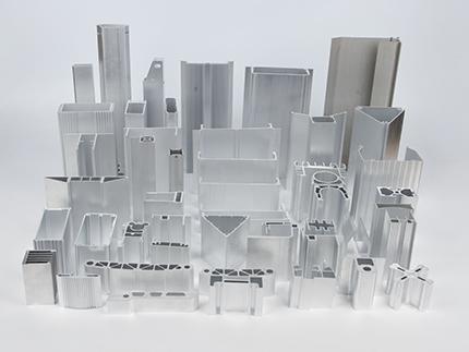 高端工业铝型材系列