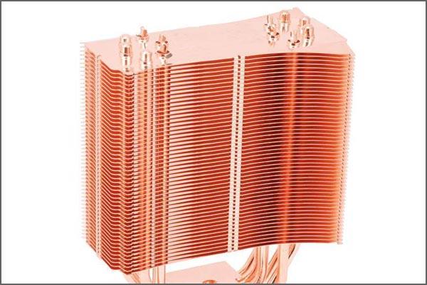 铝型材散热器定制-铜散热器-2