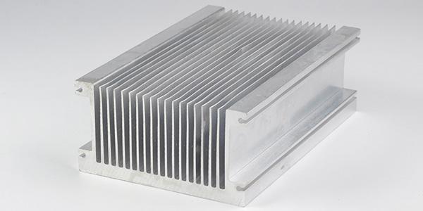 铝型材散热片定做