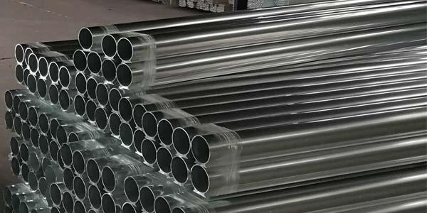 铝型材加工厂家-圆管