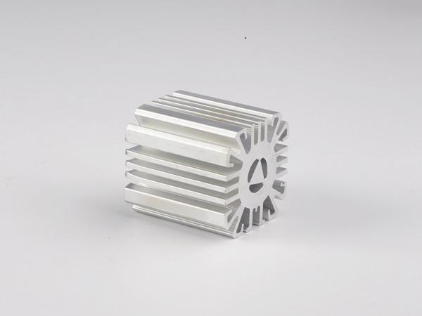 LED车灯太阳花铝型材