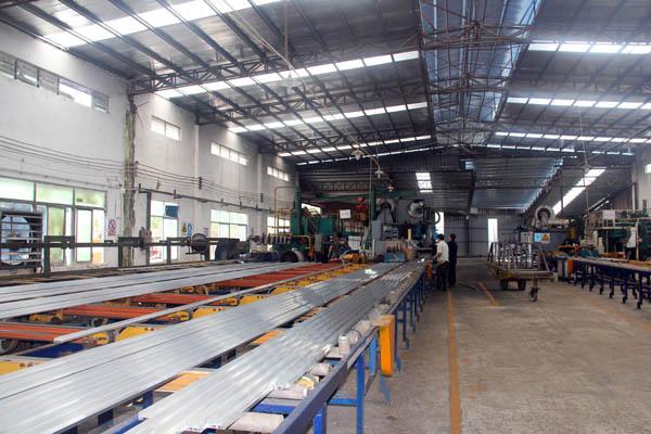 无锡铝型材生产厂家