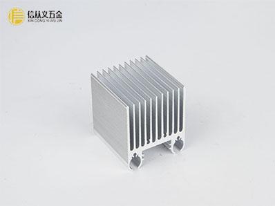 高倍数散热器铝型材