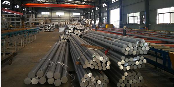 铝合金型材挤压