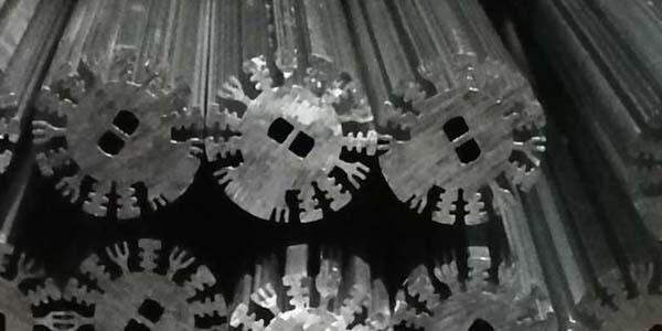 散热器铝型材厂家-太阳花