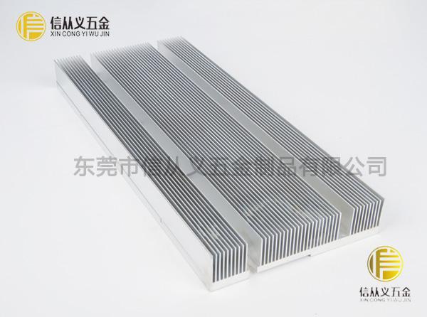 工业铝型材散热器